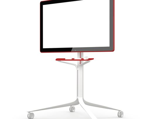 Google's Jamboard is on wheels